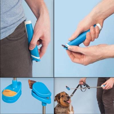 Lurestick för hund